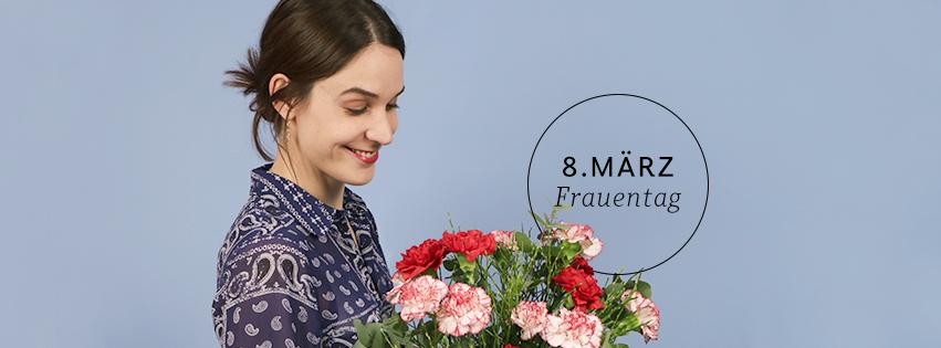 Sonntag, 8.März ist Frauentag